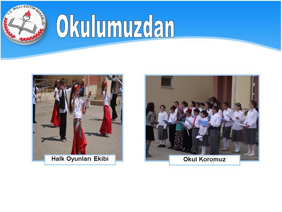 Halk Oyunları Ekibi Okul Koromuz