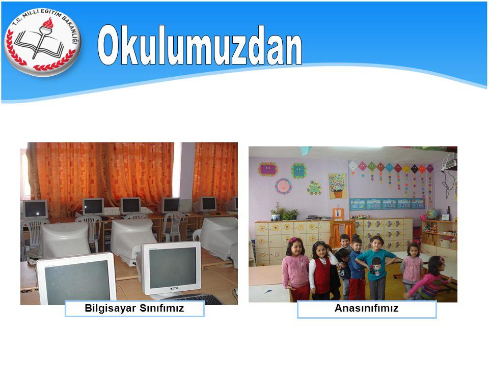 AnasınıfımızBilgisayar Sınıfımız