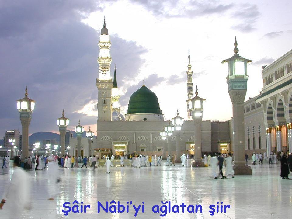 Şâir Nâbi'yi ağlatan şiir