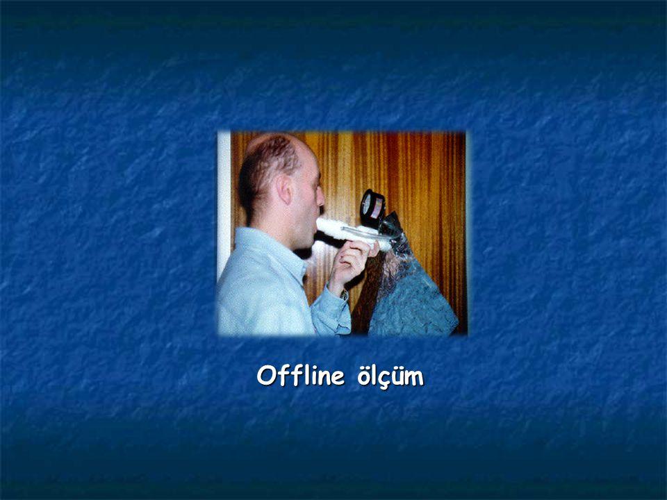 Offline ölçüm