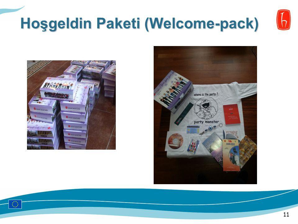 Hoşgeldin Paketi (Welcome-pack) 11