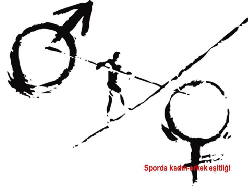 Sporda kadın-erkek eşitliği