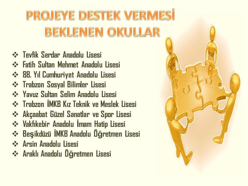  Tevfik Serdar Anadolu Lisesi  Fatih Sultan Mehmet Anadolu Lisesi  88.