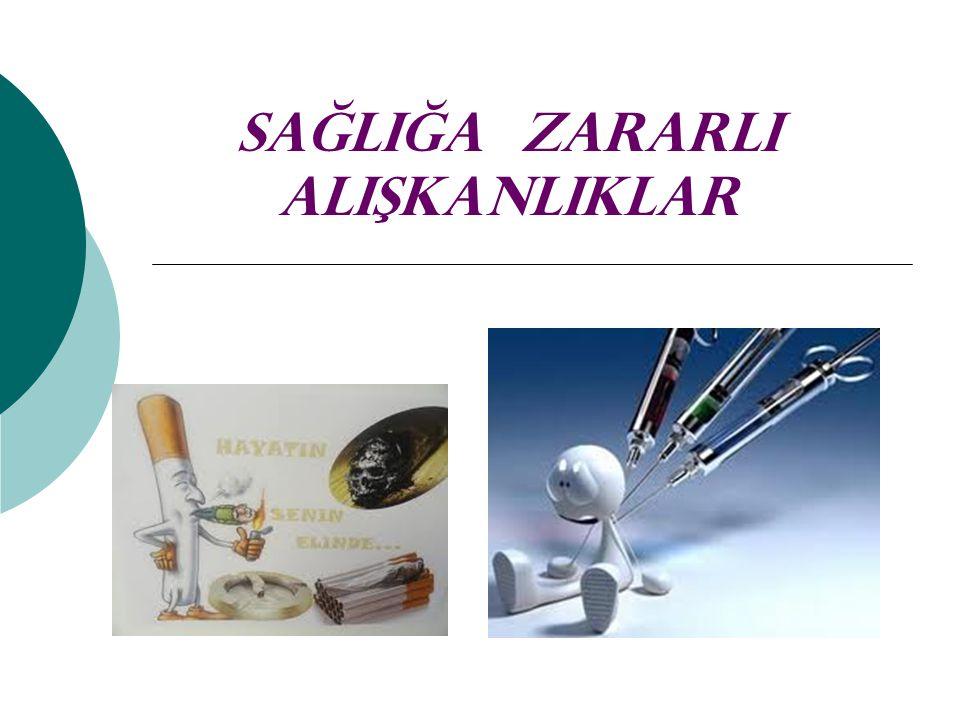  Barbituratlar ve sakinleştiriciler:Barbitüratlar, diazem benzeri sakinleştirici ilaçlar tıpta kullanılan maddelerdir.