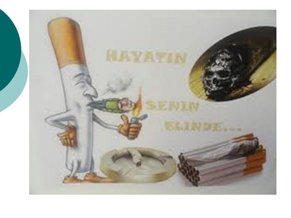 Sigaranın başlıca zararları;  Öncelikle sigaranın en büyük zararını %10-15 kilo eksikliği ve zeka geriliği ile anne karnındaki bebek görür.