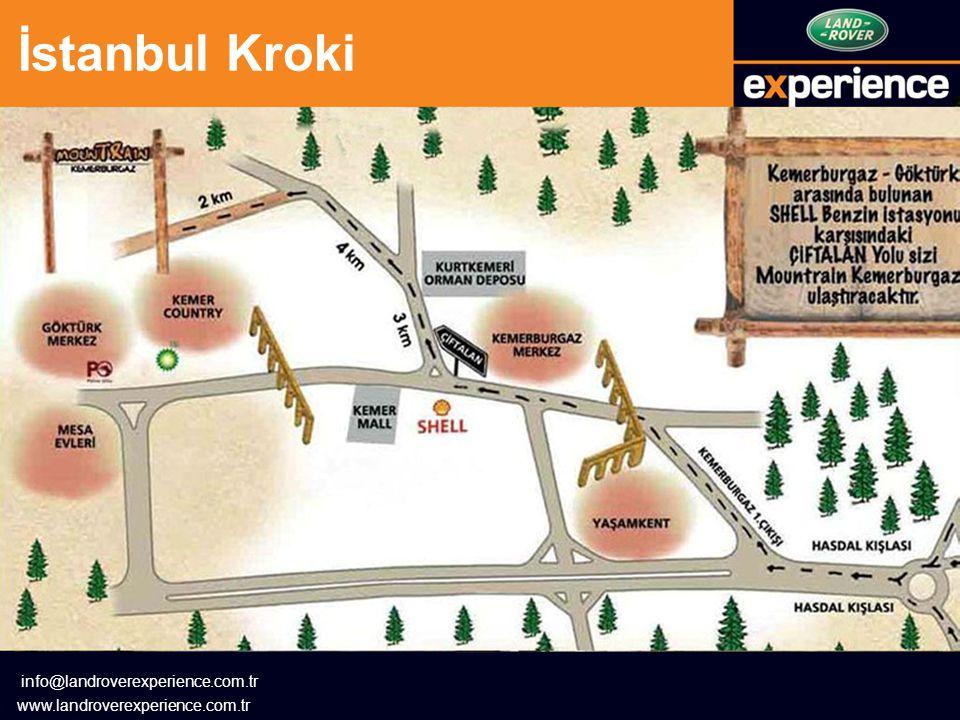 İstanbul Kroki