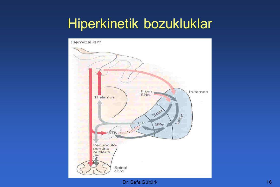 Dr. Sefa Gültürk16 Hiperkinetik bozukluklar