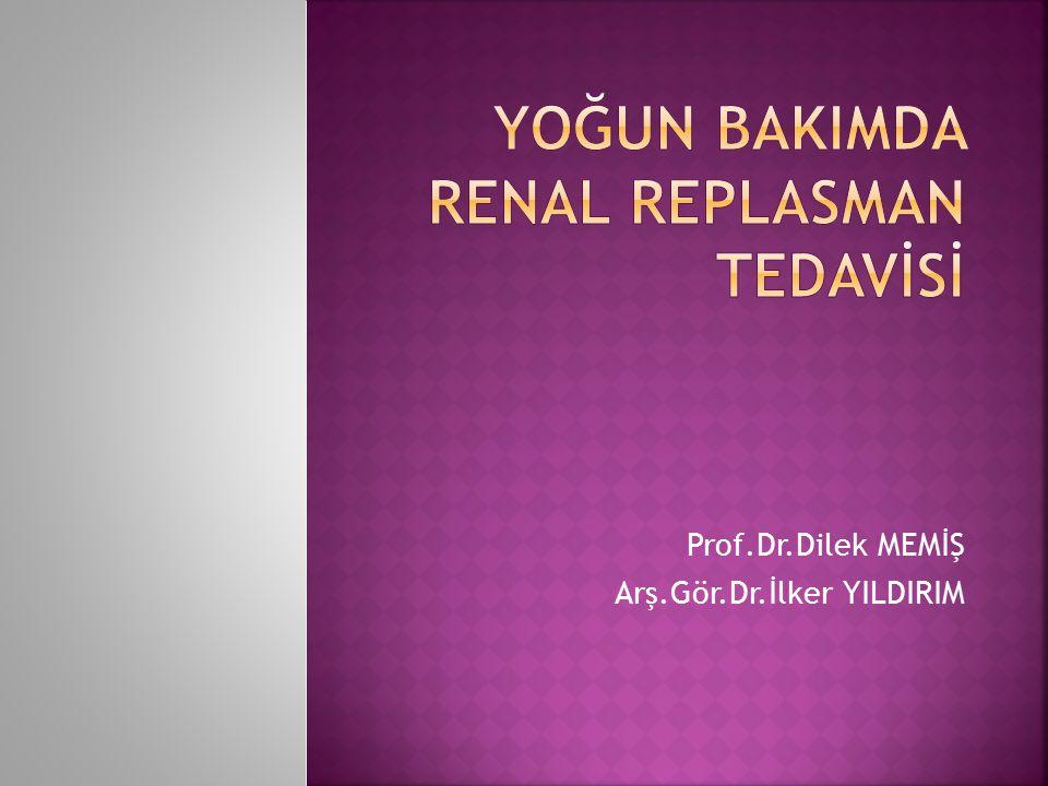 Prof.Dr.Dilek MEMİŞ Arş.Gör.Dr.İlker YILDIRIM