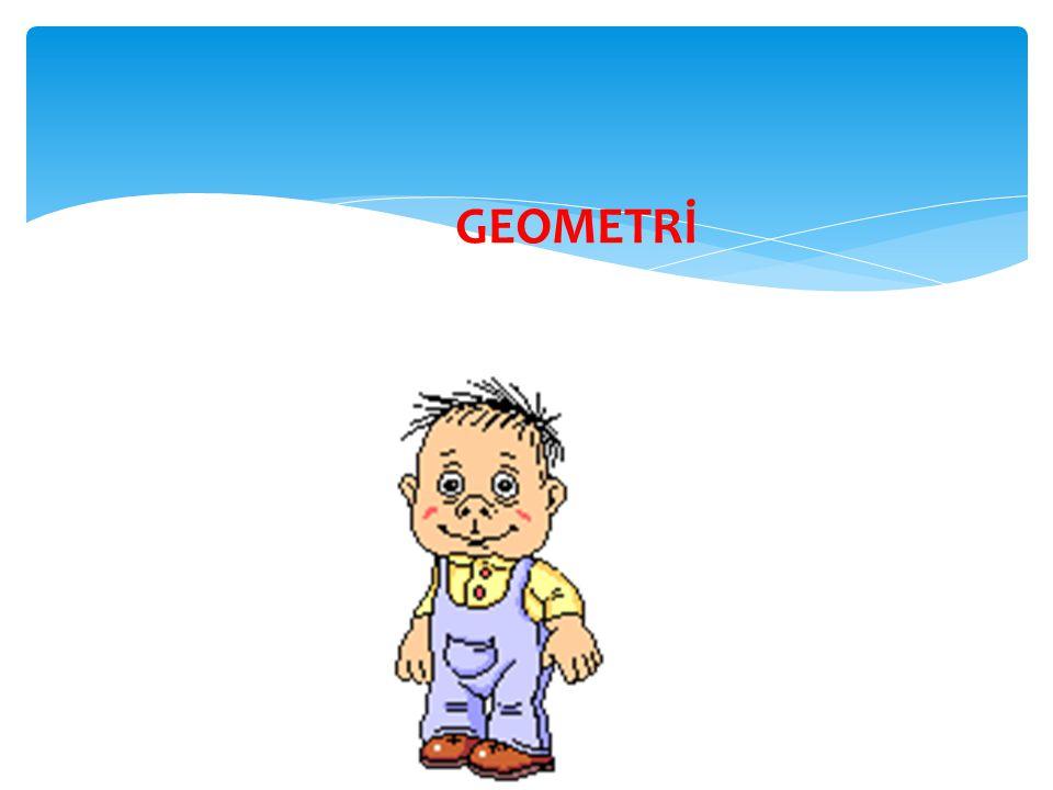 Düzgün Beşgenin Çevre Uzunluğunu Bulma = = = = = A BC D E 3 cm Bir kenar uzunluğu 3 cm olan düzgün beşgenin çevre uzunluğu kaç cm dir.