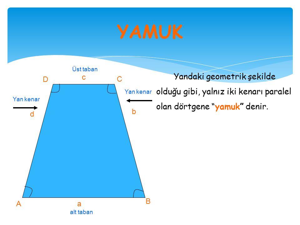Soru: Bir eşkenar dörtgen ile bir eşkenar üçgenin çevre uzunlukları birbirine eşittir. Eşkenar dörtgenin bir kenar uzunluğu 15 cm ise, eşkenar üçgenin