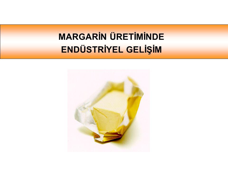 19.yy. sonu: Oleo – margarin fiyatları yükselir.