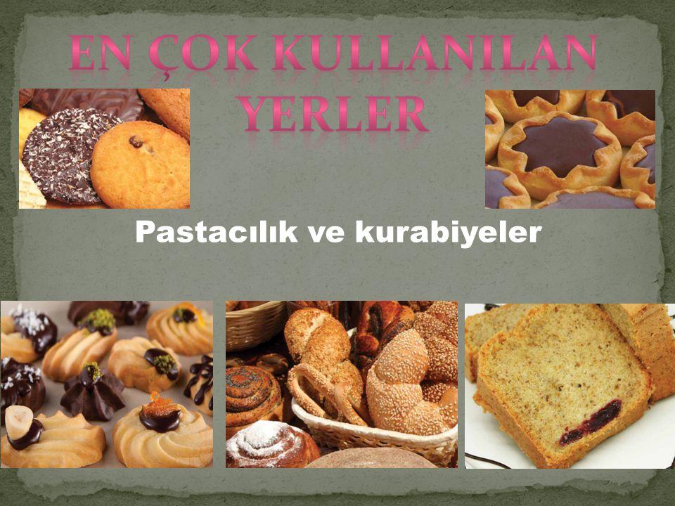 Pastacılık ve kurabiyeler