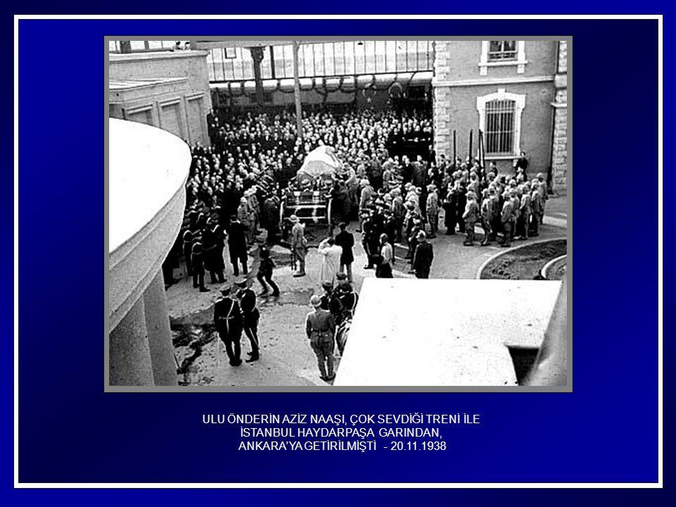 YURT GEZİLERİNDE KULLANDIĞI VAGON ÜRETİM YERİ : Linke Hofmann Werke Breslau ÜRETİM YILI : 1935 vagon üzerinde firma, üretim yeri ve tarihini gösteren plaket ve 9 vagonlu dizinin birinci vagonu olan 101 numara