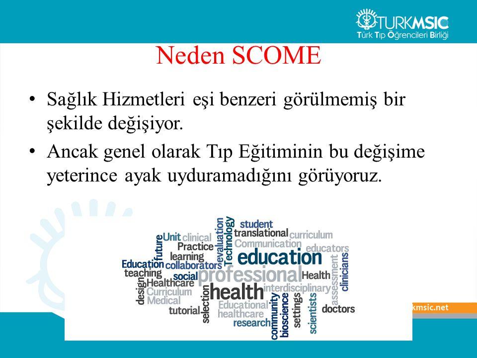Neden SCOME Sağlık Hizmetleri eşi benzeri görülmemiş bir şekilde değişiyor.
