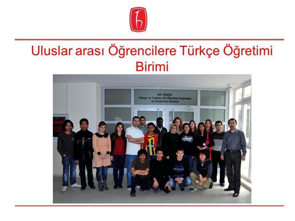 Uluslar arası Öğrencilere Türkçe Öğretimi Birimi