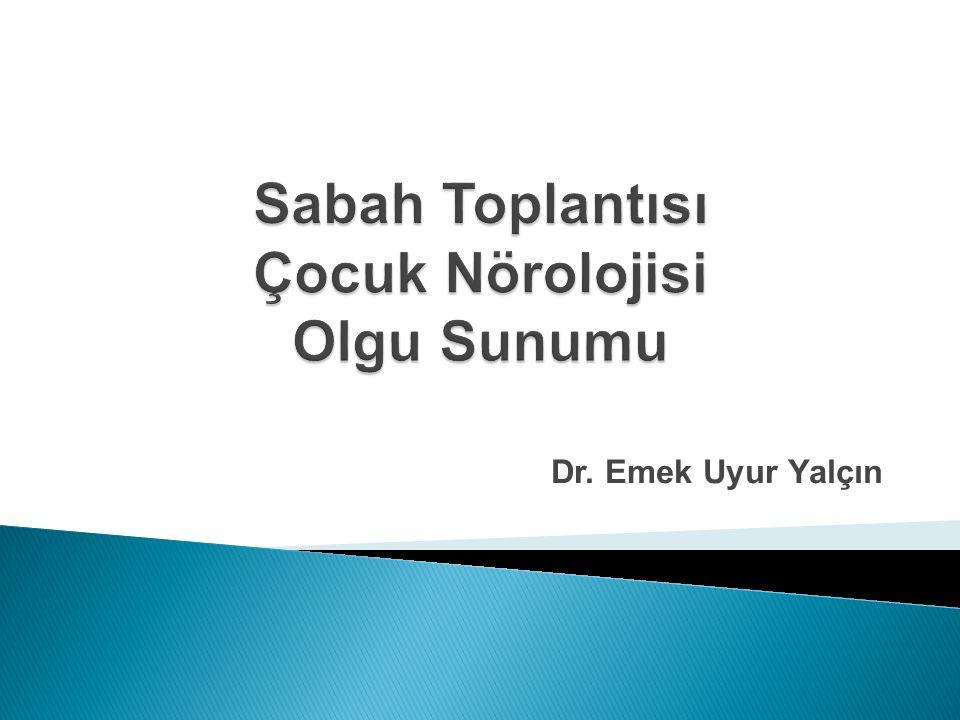 Dr. Emek Uyur Yalçın