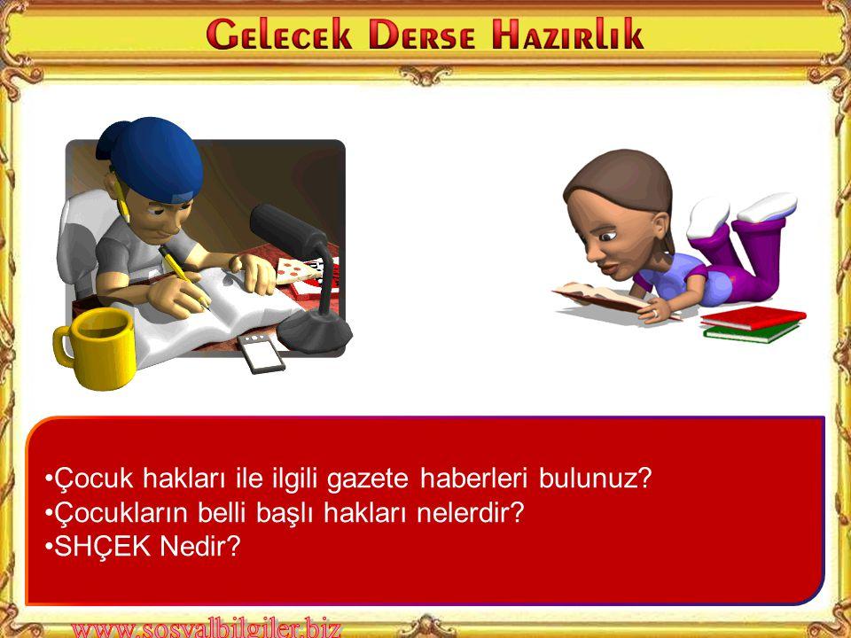 A) Ders çalışmak B) Arkadaşlarına karşı saygılı olmak C) Ödevlerini yapmak D) Derse geç gelen öğrencileri uyarmak Aşağıdakilerden hangisi bir öğrenci
