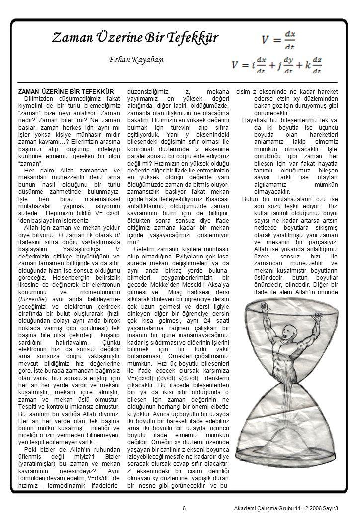 7 ERKEN SEÇİM HAZİRAN 2007 DE (Mİ?) Cumhurbaşkanı Ahmet Necdet Sezer in 2007 Nisan ayında erken seçim temennisinin neden gerçekleşemeyeceğini dün yazdım; ben yazdığım için değil, ama Ak Parti Genel Başkanı da olan Başbakan Tayyip Erdoğan Olmayacak dediği için temenninin gerçekleşmesinin imkânsızlığı herhalde anlaşılmıştır.