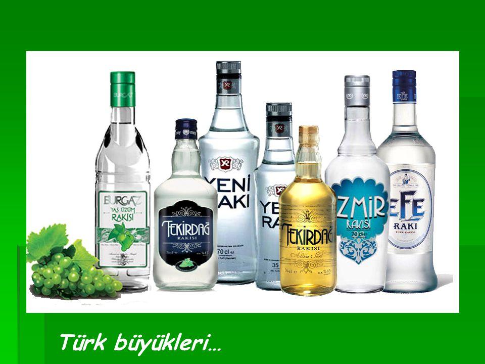 Türk büyükleri…