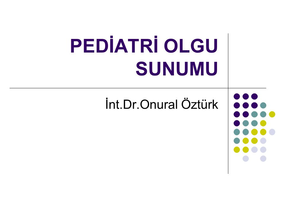 Ayırıcı Tanılar Peptik hastalık (Enflamasyon…… > Ülser) Parazitoz Çölyak hastalığı Fonksiyonel karın ağrısı Hipotiroidi