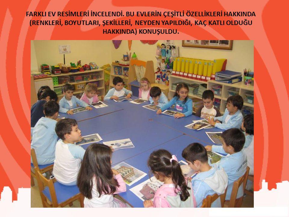FARKLI EV RESİMLERİ İNCELENDİ.