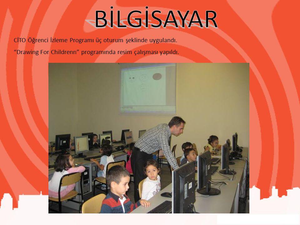 CİTO Öğrenci İzleme Programı üç oturum şeklinde uygulandı.