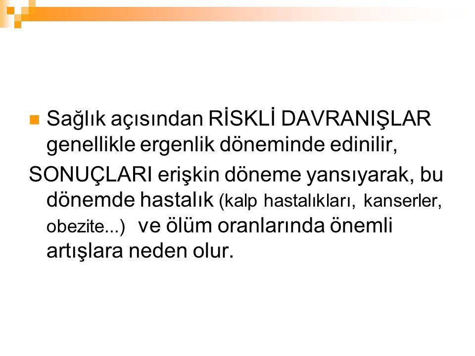 GENÇLERİNİZİ DİNLEYİN VE ONLARLA KONUŞUN!!!