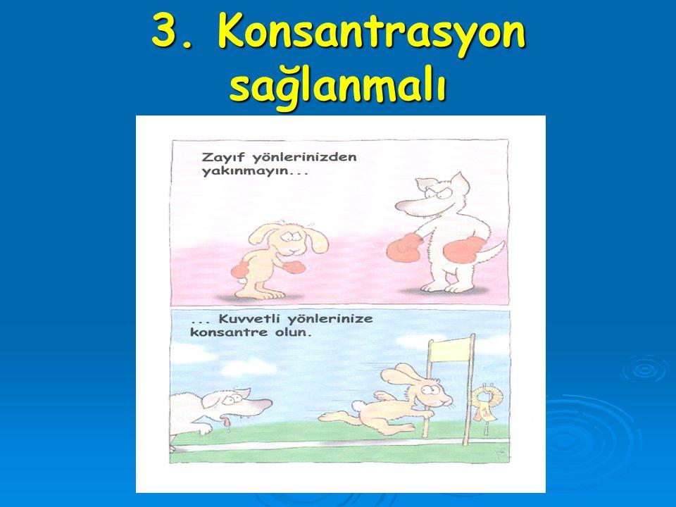 2. Dinlenilmeli