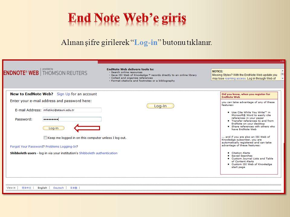 Herhangi bir klasördeki referans kayıtlara hızlı erişmeyi sağlar.