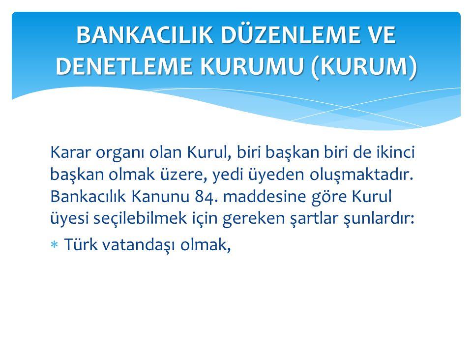 Bankacılık Kanunun 95.