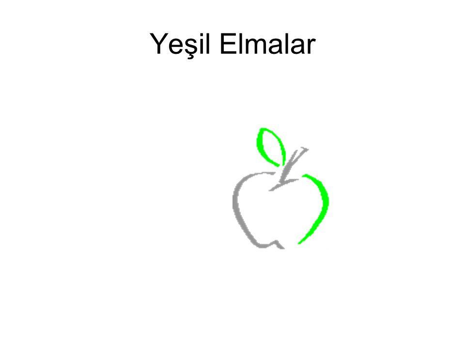 Yeşil Elmalar