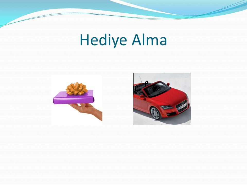 Hediye Alma