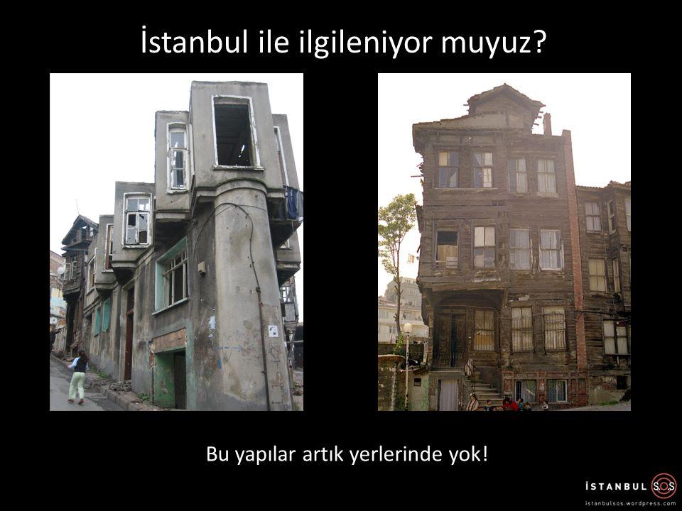 Onarılan bu bina yıkılacak…