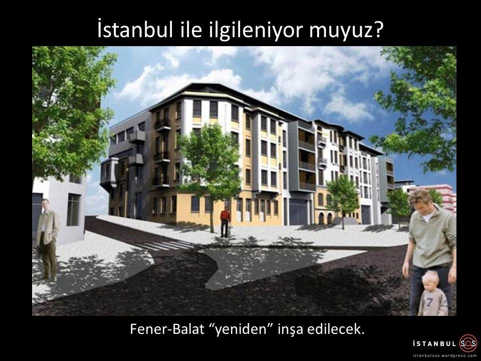 İstanbul ile ilgileniyor muyuz? Emek Sineması'na ne olacak?