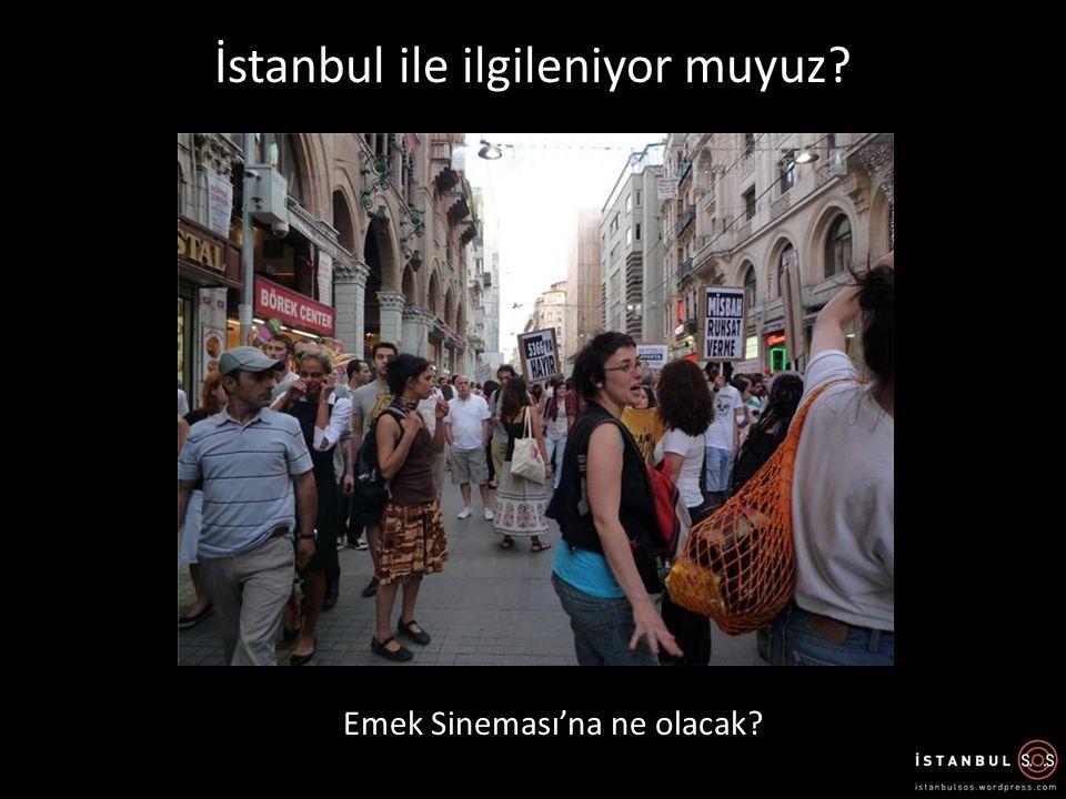 İstanbul'a saygı duyuyor muyuz? Süleymaniye önünde, Haliç Metro Geçiş Köprüsü