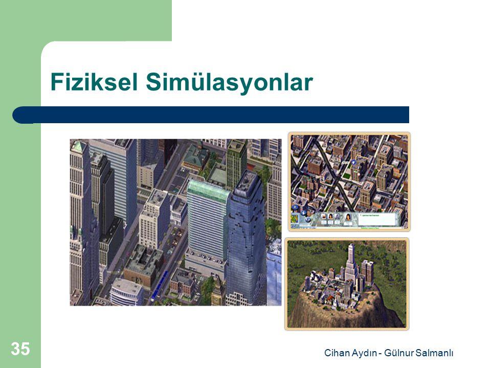 Cihan Aydın - Gülnur Salmanlı 35 Fiziksel Simülasyonlar