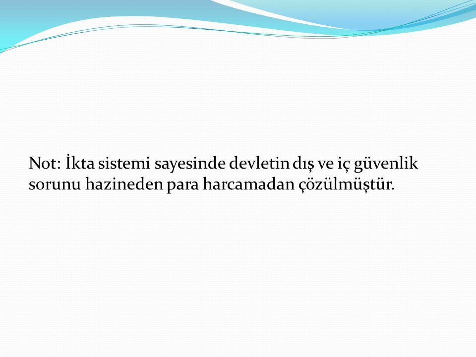 Türk-İslam Ordularının genel özelikleri İlk Türk devletlerinde onlu askeri sistem uygulanmamıştır.