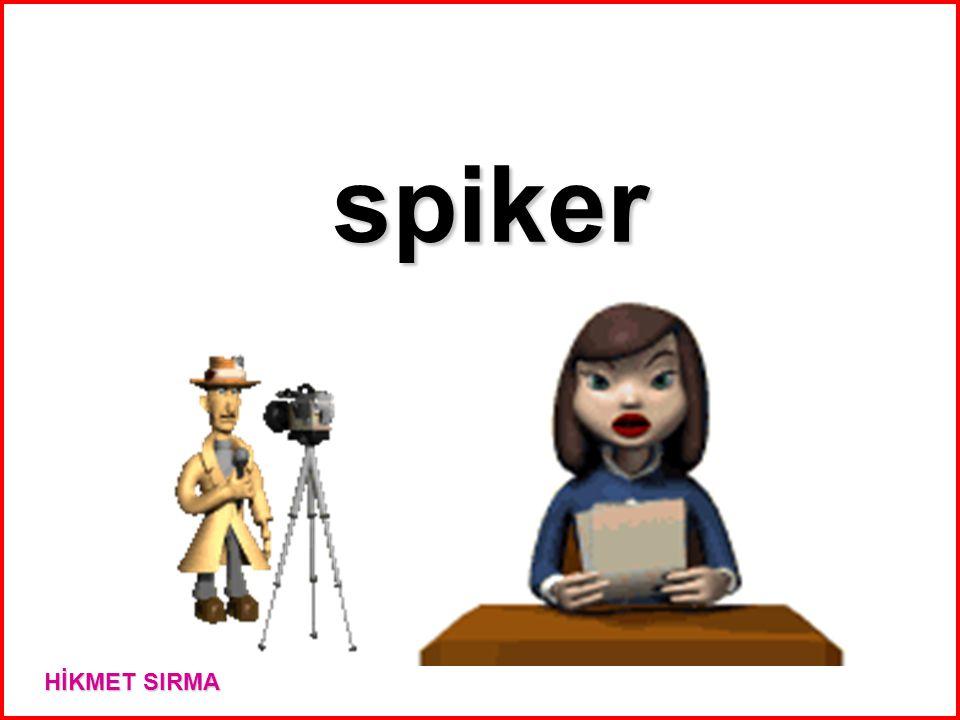 spiker