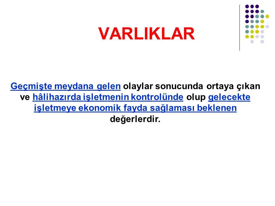 ORAN ANALİZİ Likidite Analizi Oranları Likidite Analizi Oranları 3.