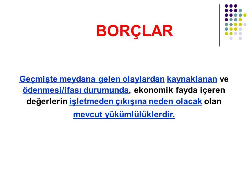 GELİR TABLOSU HATALARI/HİLELERİ 2 GRUP ALTINDA TOPLANABİLİR