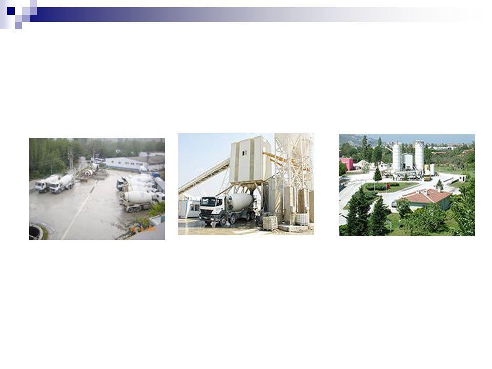 Hazır betondan numune alma işlemi Aynı gün aynı türdeki hazır beton için günlük üretimin en çok 100 m3 bir parti olarak kabul edilir.