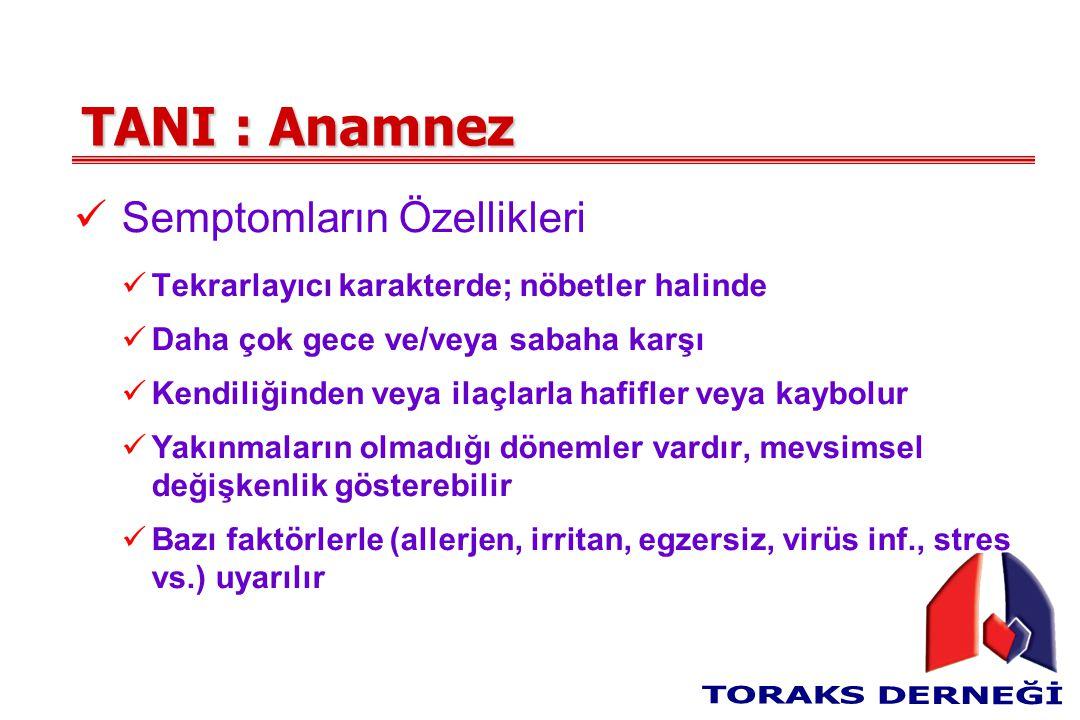 TETİKLEYİCİLER: İnfeksiyonlar Genellikle viraldir.