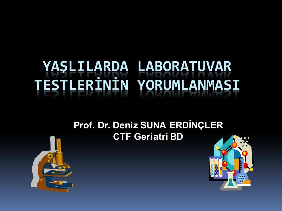 Prof. Dr. Deniz SUNA ERDİNÇLER CTF Geriatri BD