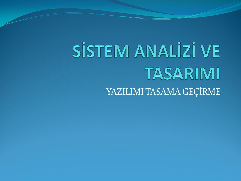VERİ DÖNÜŞÜMÜ Veri dönüşüm işleminin gerçekleştirilebilmesi için sistemin veri yapısının çok iyi analiz edilmiş olması gerekmektedir.