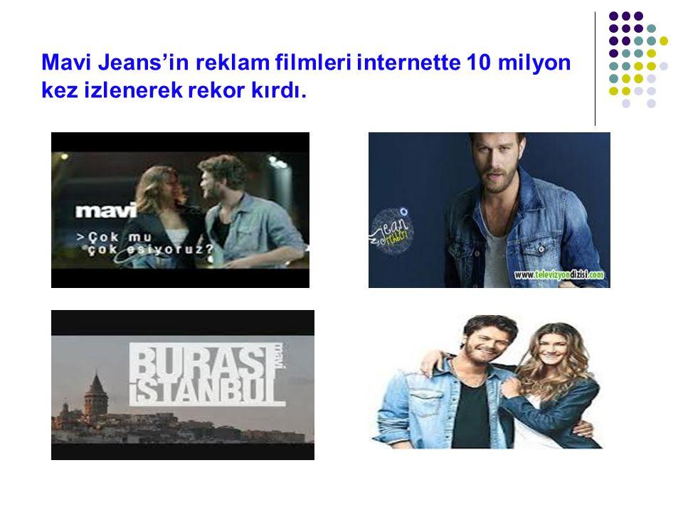 Ağaoğlu tanıtım ve reklam filmlerinde şirket patronunu oynatarak pazarlama stratejisinde çok başarılı bulundu.