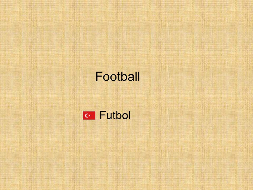 Futbol Football