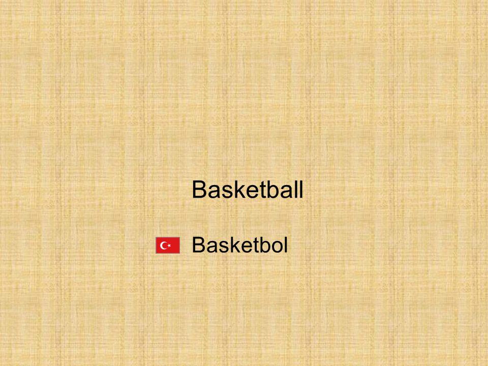 Basketbol Basketball