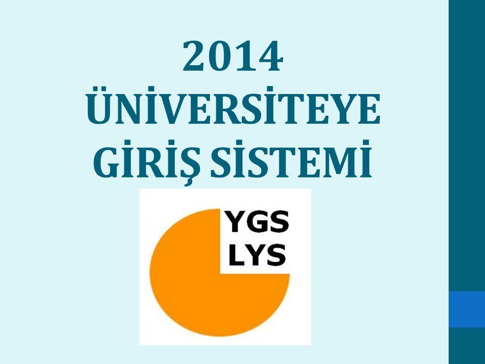 YGS-5 VE YGS-6 Puan TürüTürkçe Temel Matematik Sosyal Bil.Fen Bil.