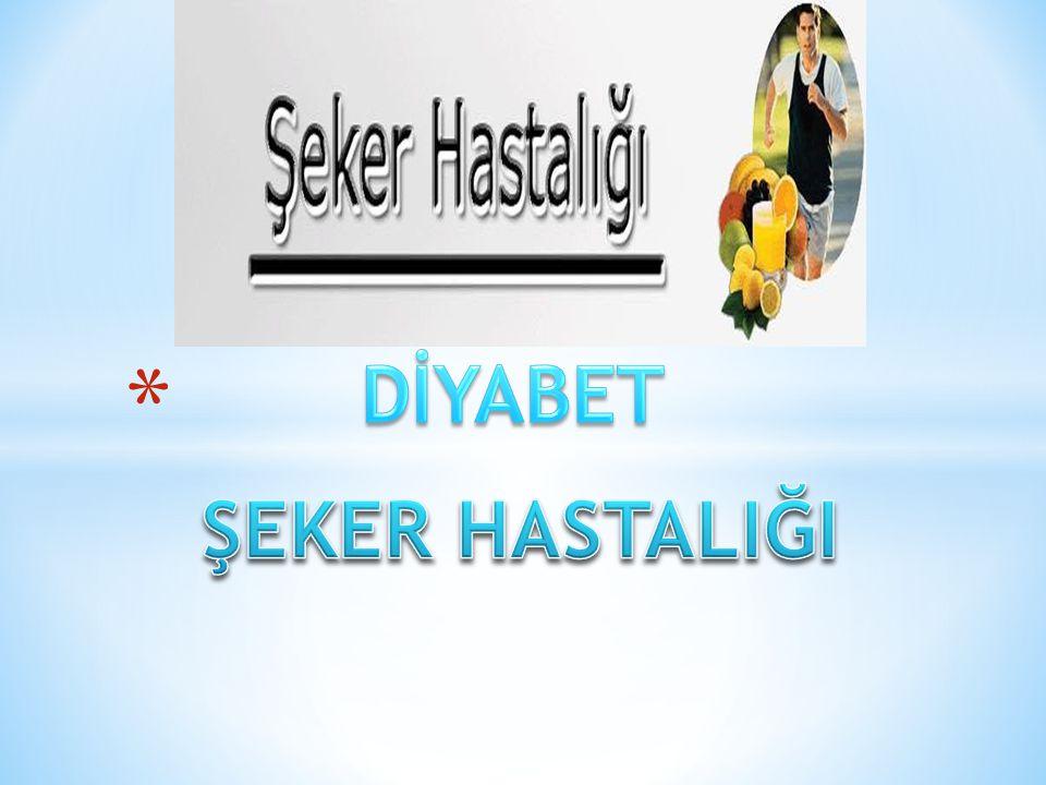 Gecmişte insuline bağımlı olmayan diyabet , erişkin diyabet veya tip II diyabet olarak da isimlendirilen hastalık, en yaygın görülen diyabet formudur.