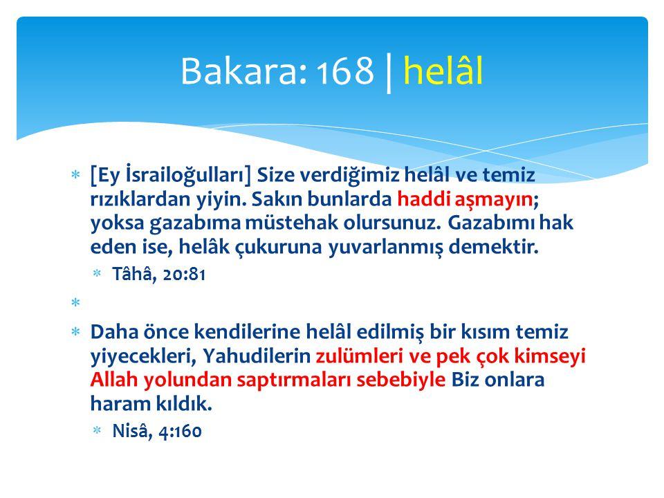  Şeytanın izi / adımları  şeytanın adımları  onun işleri  günahları  işlemeye kışkırttığı ameller  ona itaat  haramı helâl, helâli haram kılmak (İbni Mesud) Bakara: 168 | şeytan - düşmanlığı